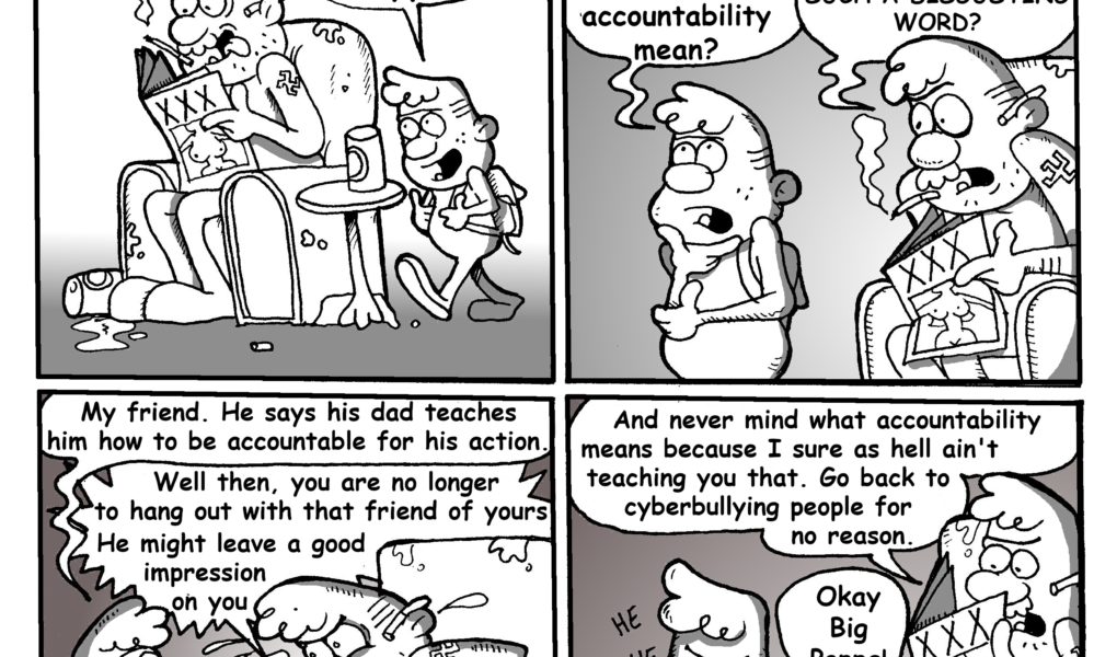 Narcissist Valuable Lessons To Their Kids